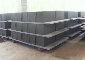 以诺生产的水泥砖托板特点